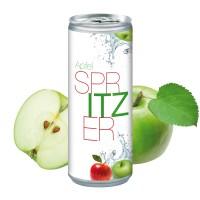Apfelspritzer, 250 ml, Smart Label