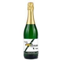 Sekt Cuvée - Flasche grün