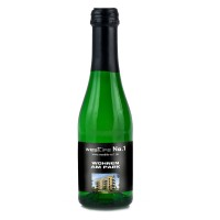 Sekt Cuvée Piccolo - Flasche grün