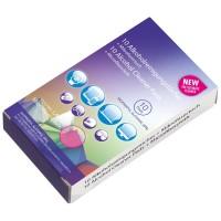 10 Reinigungstücher inkl. Mikrofaser Tuch