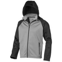 Challenger Softshell-Jacke mit Kapuze