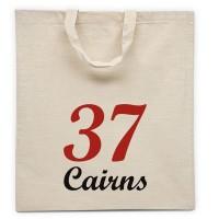 Flammgarn-Tasche Cairns mit Ihrem Werbedruck