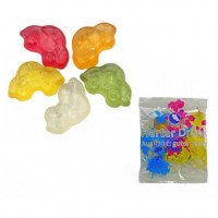 HARIBO Mini-Autos 6,5 Gramm