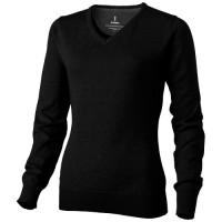 Spruce Damen Pullover mit V Ausschnitt