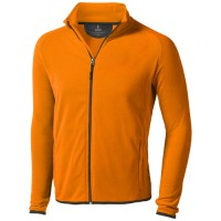 Brossard Fleecejacke | Orange | XS