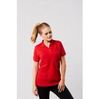 Damen Heavy Polo-Shirt
