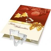 Backe Deinen Weihnachtsbaum, Förmchen Tannenbaum