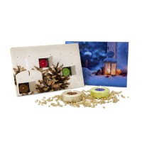 Duftkerzen Adventskalender