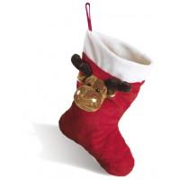 Weihnachtssäckchen REFLECTS-MOOSE L als Werbemittel