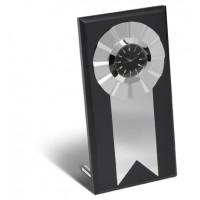 Uhr REFLECTS-ARMIEN als Werbemittel in Schwarz, Silber