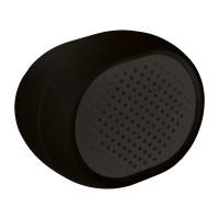 Lautsprecher mit Bluetooth® Technologie REFLECTS-ALBURY als Werbemittel in Schwarz