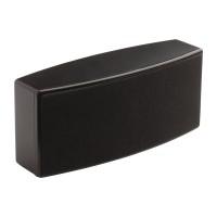 Lautsprecher mit Bluetooth® Technologie REFLECTS-ANDERLECHT als Werbemittel in Schwarz