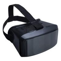 VR-Brille REFLECTS-CÓRDOBA als Werbemittel in Schwarz