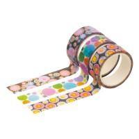 Deko-Klebebänder REFLECTS-MIJAS als Werbemittel in Mehrfarbig