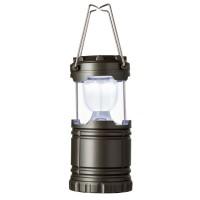 Campinglampe REFLECTS-GROSSETO L L als Werbemittel in Dunkelgrau