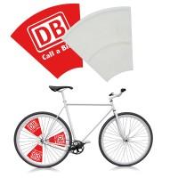Fahrradspeichendekoration groß