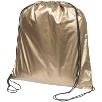 Gymbag in metallic Farben
