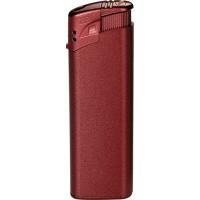 Automatik-Feuerzeug EB 15 Metallic | Rot Metallic