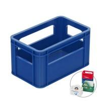 Zettelbox oder Bierdeckelständer | Blau