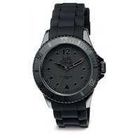 Armbanduhr LOLLICLOCK- BLACK als Werbemittel in Schwarz