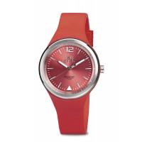 Armbanduhr LOLLICLOCK-EVOLUTION WHITE als Werbemittel in Weiß