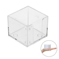Zettelbox, mini | Glasklar