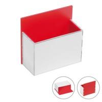Zettelspeicher ohne Papier | Rot