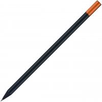 Bleistift mit Magnet und Metallkappe