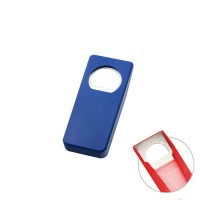 Flaschenöffner und -schließer | Blau