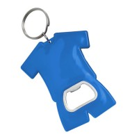 Flaschenöffner Trikotform | Blau