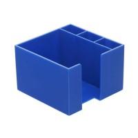 Zettelbox | Blau