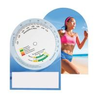 BMI-Rechner | Weiß