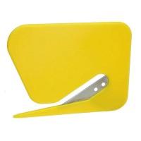 Briefcutter, groß | Gelb