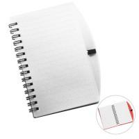 Notizbuch DIN A6 | Gefrostet Glasklar