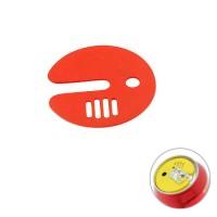 Getränkedosen-Verschluss | Orange