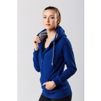 Damen Hooded Jacket