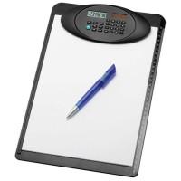 Schreibplatte DIN A4  | Schwarz