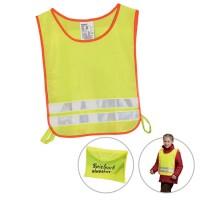 Kinder-Sicherheitsüberwurf  | Gelb