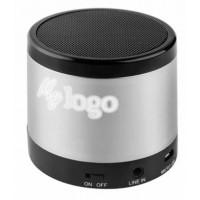 "Metmaxx® Bluetooth ""Sound'n Logo silber"
