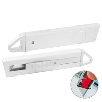 Papiermesser, groß | Weiß