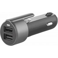 "Metmaxx® Car Charger ""SafetyKey"""