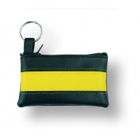 "CreativDesign Schlüsseltasche ""LookPlus"" YellowStripe"