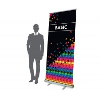 Express-Roll-up-Banner 0,85 x 2 m