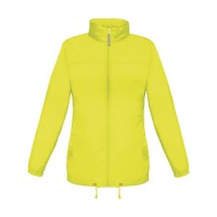 Damen Windbreaker | Gelb