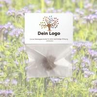 1 Seedbomb im Werbetütchen | Bienenfreund