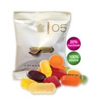 15 Gramm Bio-Weingummi