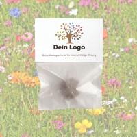 1 Seedbomb im Werbetütchen | Blühende Landschaft