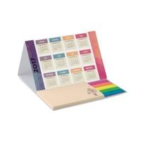 Jahres-Taschenkalender mit Notiz-Block & Foto-Cover SoftCover