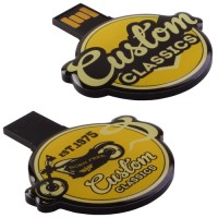 Logo-USB-Stick CAPLESS | EXPRESS als Werbeartikel