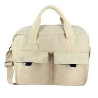 Jute-Laptoptasche Rajeev